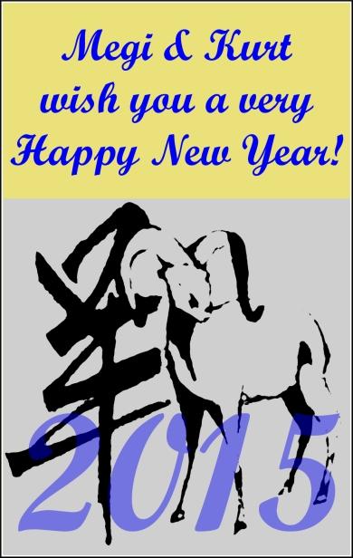2015 New Year Wish